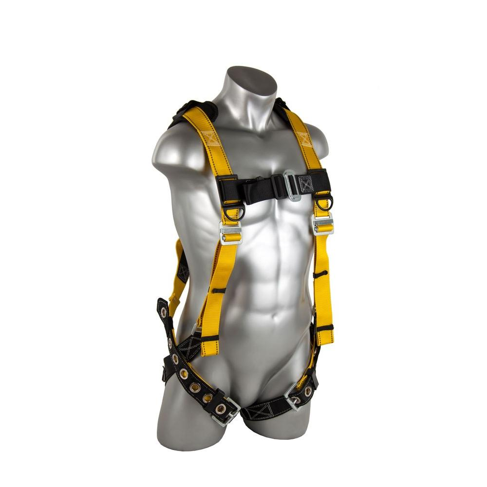 Guardian Fall Protection XL-XXL Seraph with TB Leg Straps