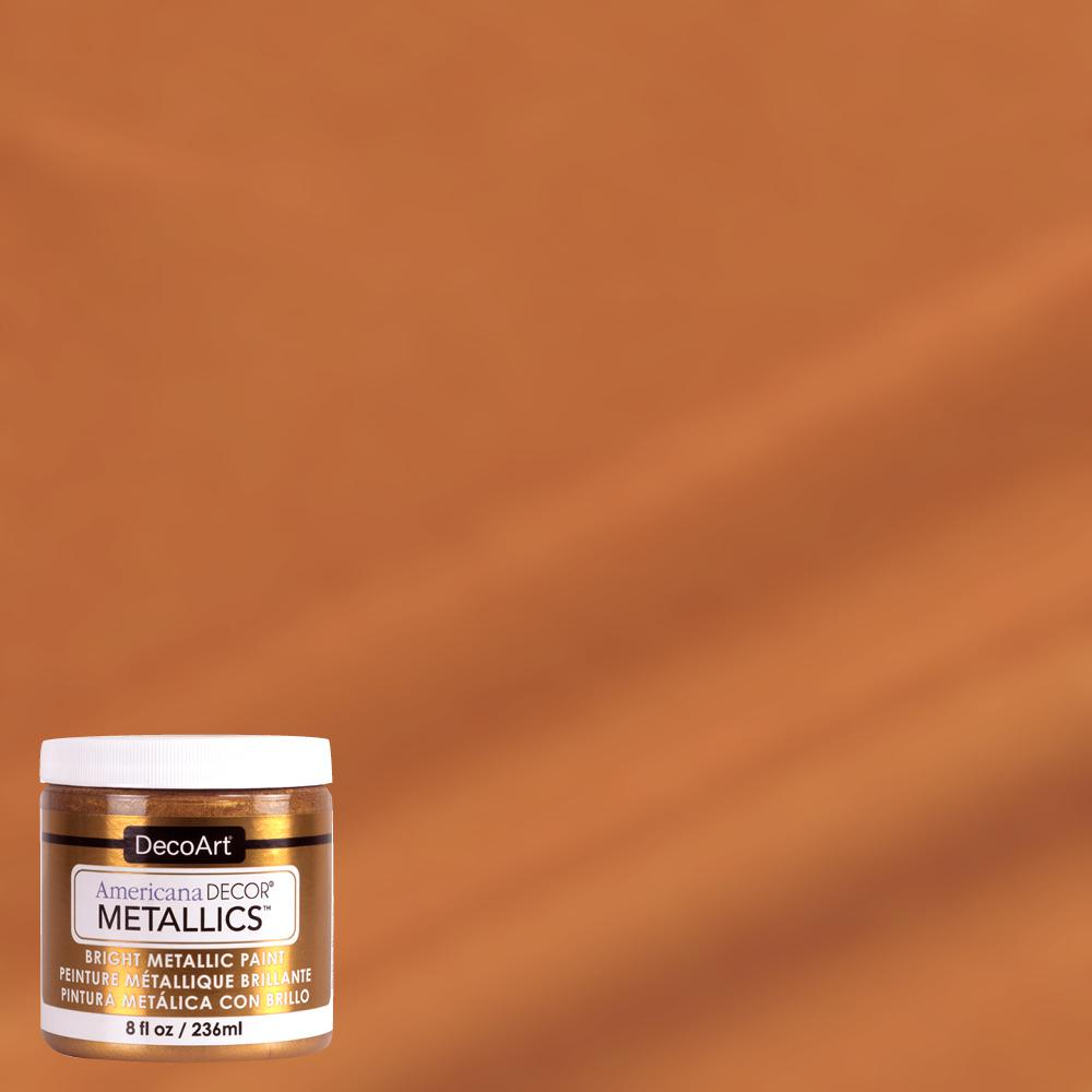Metallic Bronze Paint Reflective Technology