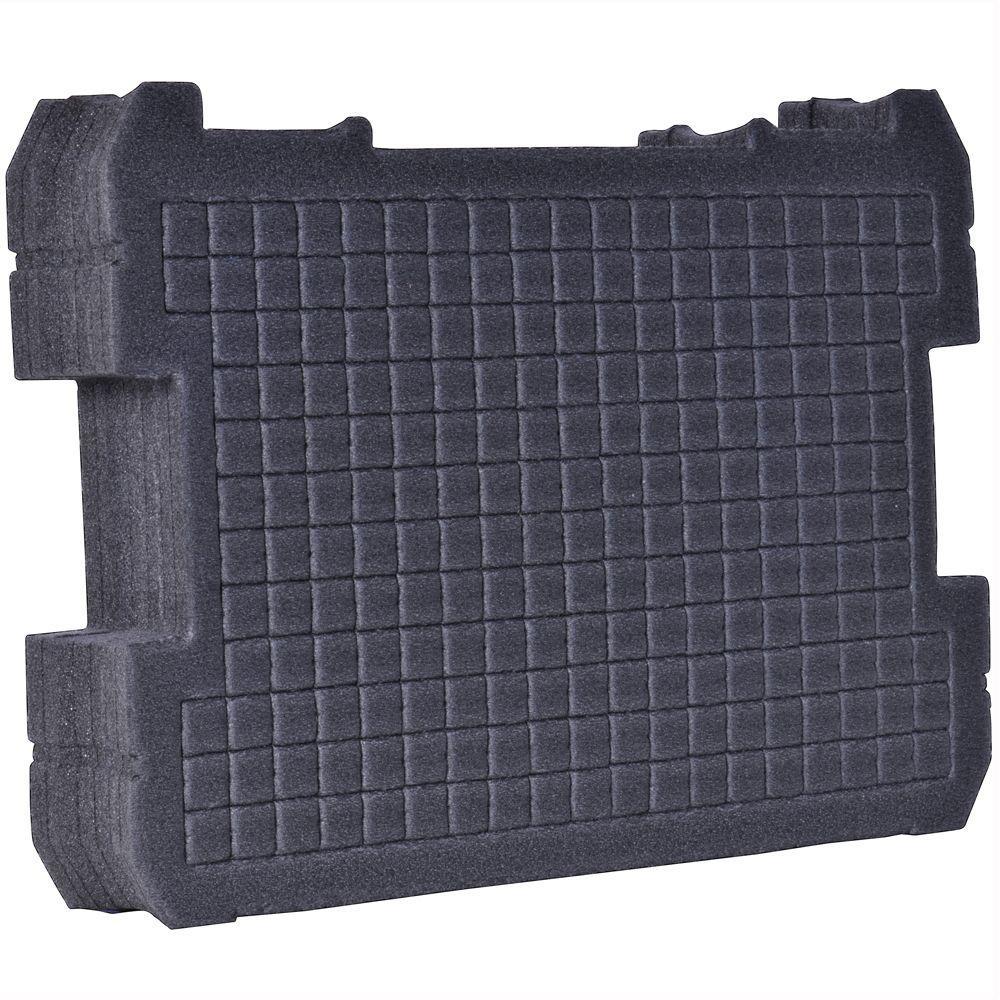 DEWALT TSTAK 12 in. Foam Insert for TSTAK Tool Boxes