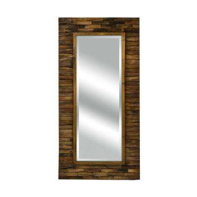 Dawson 48 In. X 24 In. Wood Framed Mirror