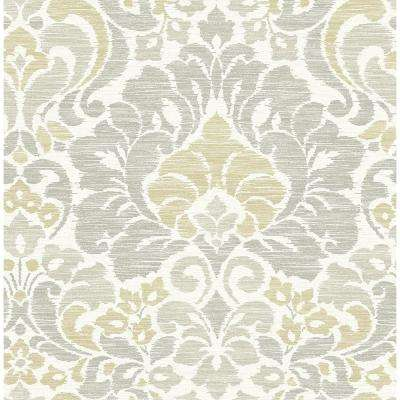 No Additional Features A Street Yellow Wallpaper Home Decor