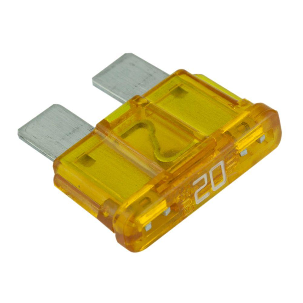 20-Amp Yellow ATC Fuse