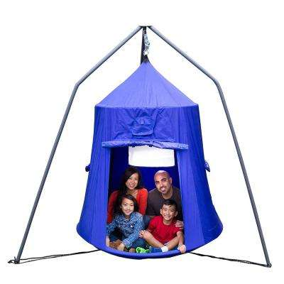 SkyBlu Family Hanging Tent