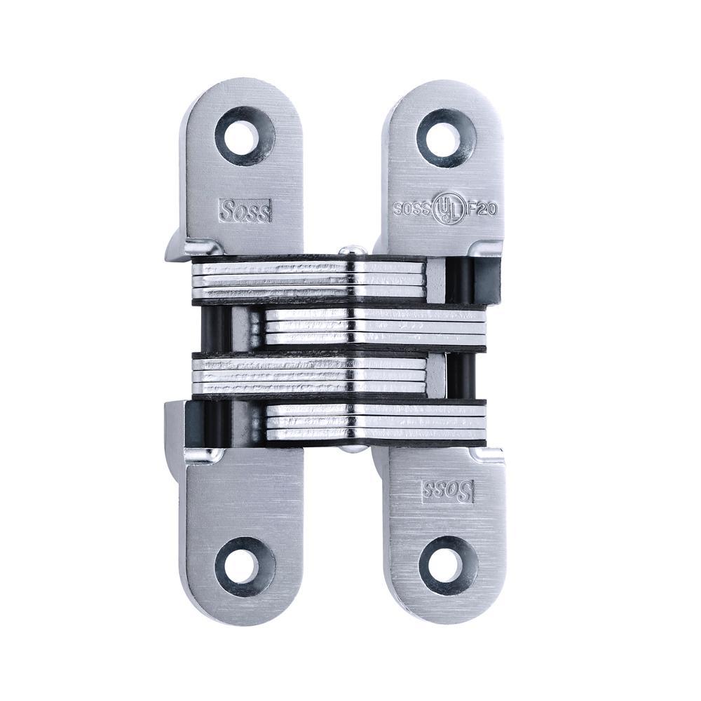 SOSS - Door Hinges - Door Hardware - The Home Depot