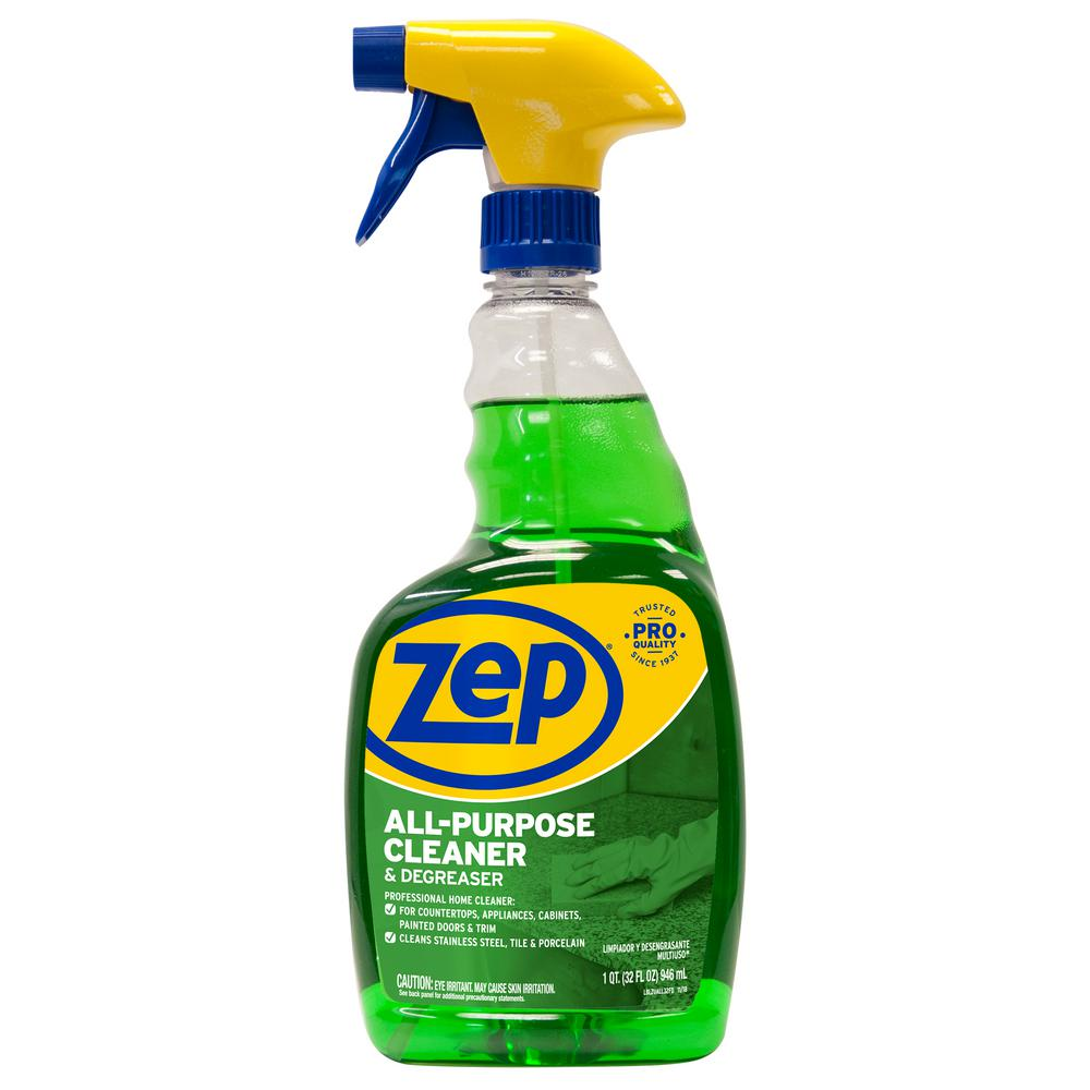 Zep 32 Oz All Purpose Cleaner And Degreaser Zuall32 The