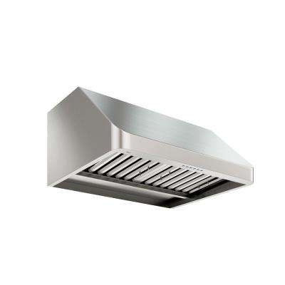 UC PRO Turbo 30 in. Under Cabinet Range Hood with LED in Stainless Steel