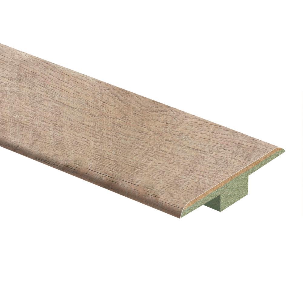 Alder Springs Oak 7/16 in. Thick x 1-3/4 in. Wide x 72 in. Length Laminate T-Molding