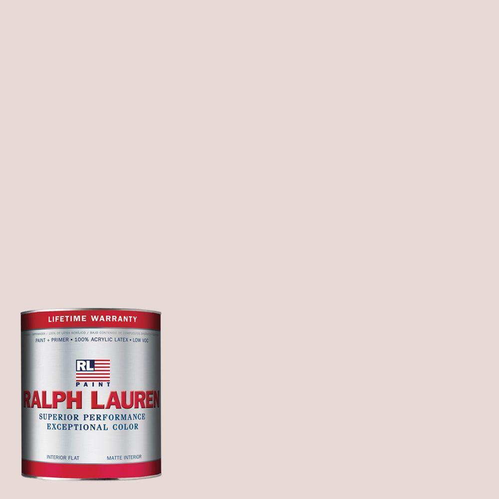 Ralph Lauren 1-qt. Verona Pink Flat Interior Paint