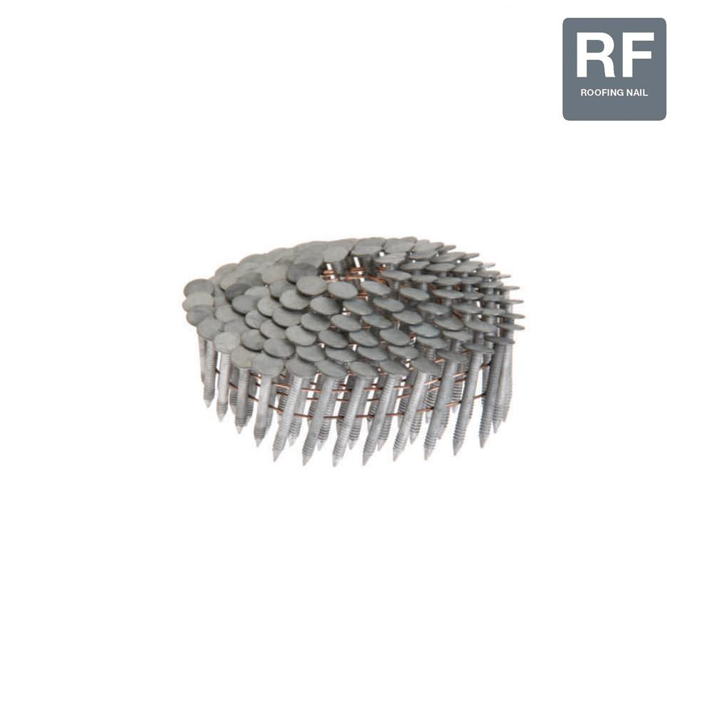 recipe: hot dipped galvanized ring shank roofing nails [6]