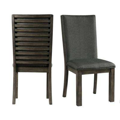 Montego Dark Walnut Dining Chairs (Set of 2)