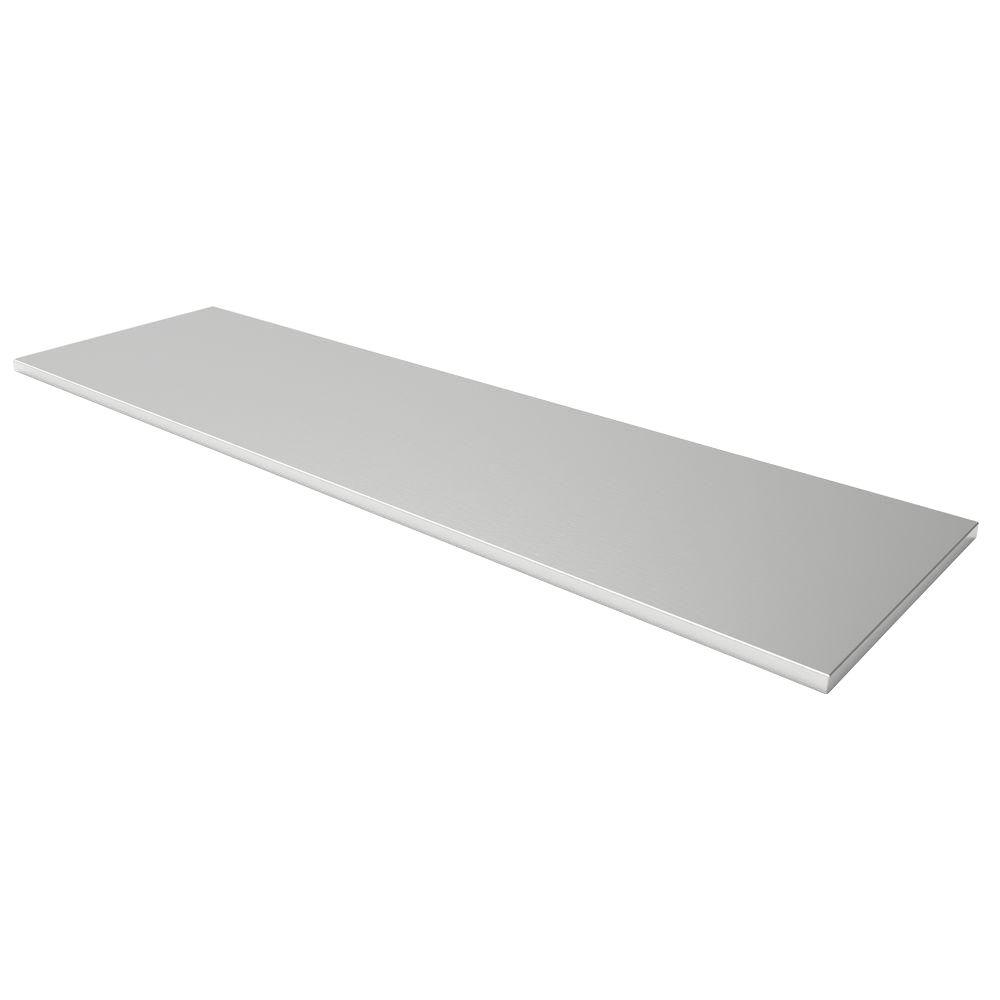 This Review Is From:Performance Plus Series 84 In. Stainless Steel Work Top