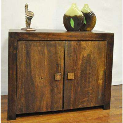 Revere Brown Buffet with Storage