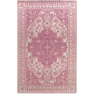Dynamic Rugs Naples Ivory/Blush 5 ft. x 8 ft. Indoor Area Rug by Dynamic Rugs