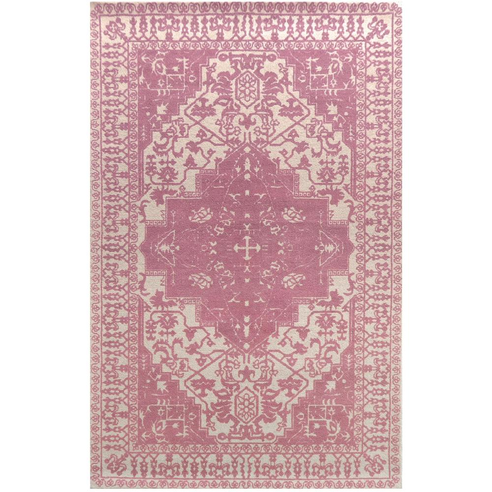 Dynamic Rugs Naples Ivory/Blush 8 Ft. X 11 Ft. Indoor Area