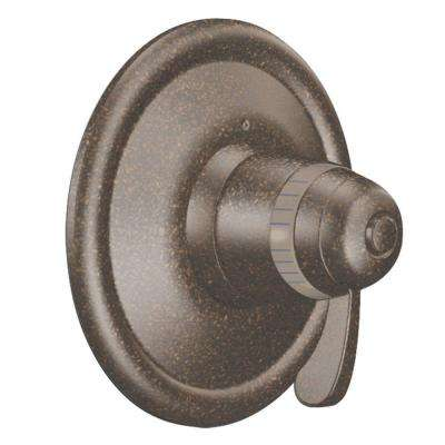 ExactTemp 1-Handle Thermostatic Valve Trim Kit in Oil Rubbed Bronze (Valve Not Included)