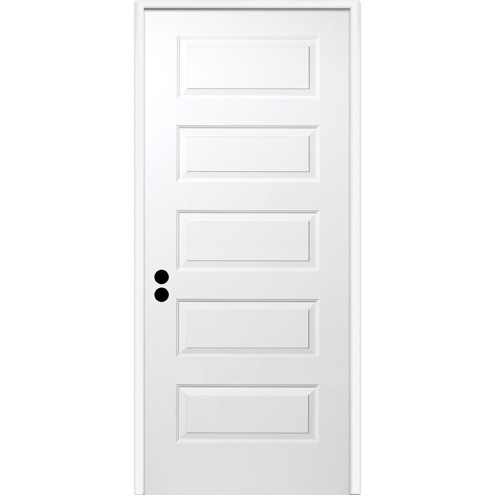 This review is from32 in. x 80 in. Rockport Right-Hand Primed Composite 20 Min. Fire-Rated House-to-Garage Single Prehung Interior Door  sc 1 st  Home Depot & MMI Door 32 in. x 80 in. Rockport Left-Hand Primed Composite 20 Min ...
