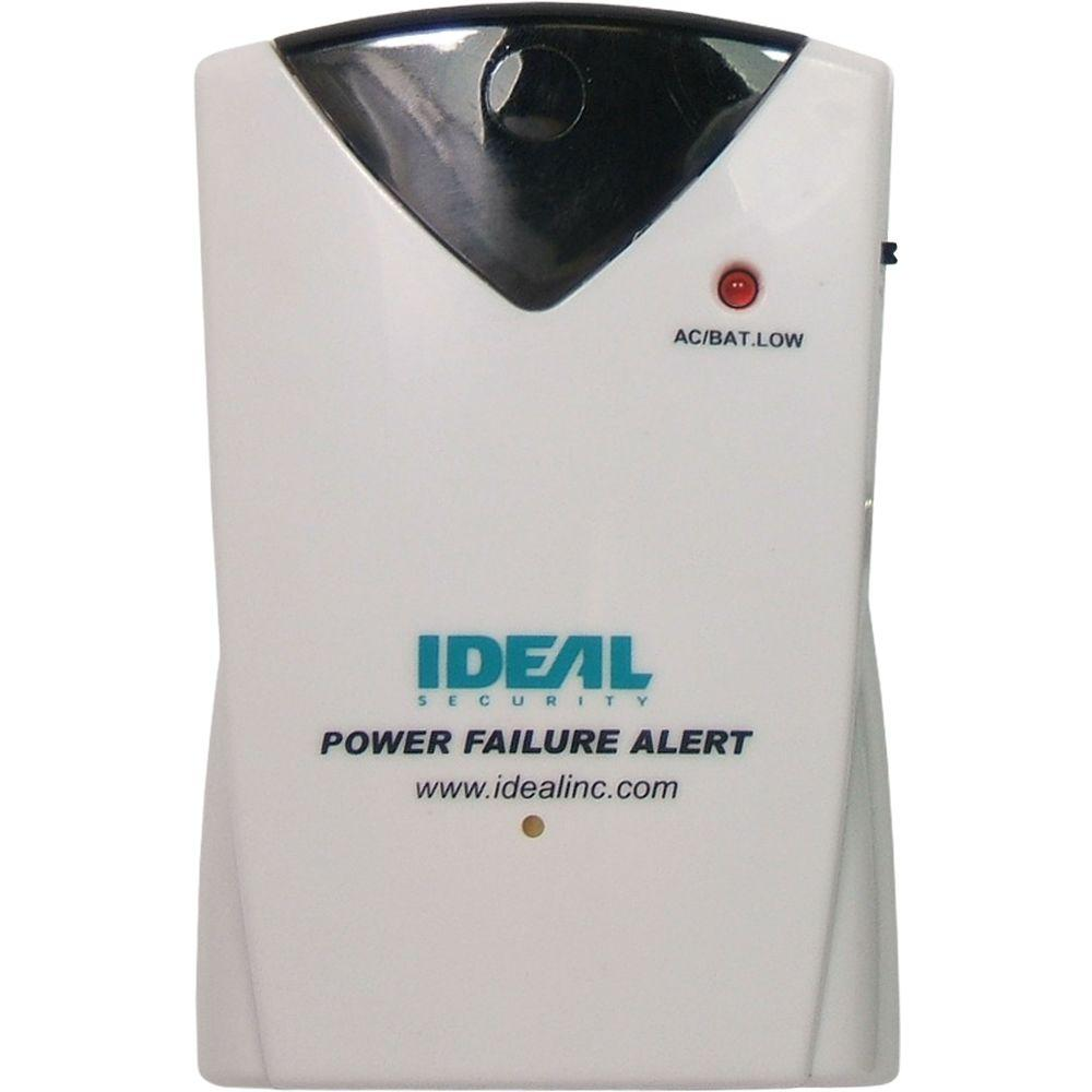 Ideal Security Wireless Power Failure Sensor with 90 dB A...