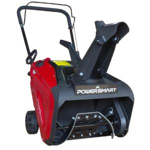 PowerSmart 21 inch Single Stage Gas Snow Blower by PowerSmart