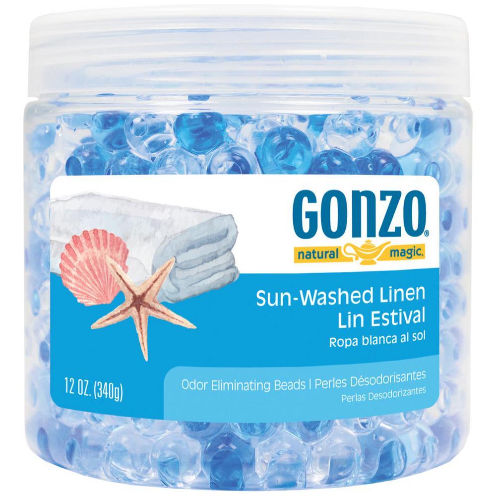 12 oz. Sun Washed Linen Odor Eliminating Fragrance Beads