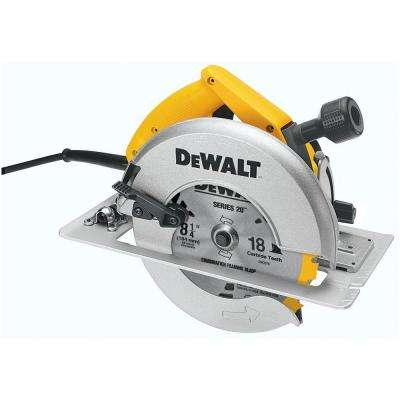 8-1/4 in. (210 mm) Circular Saw with Rear Pivot Depth of Cut Adjustment and Electric Brake
