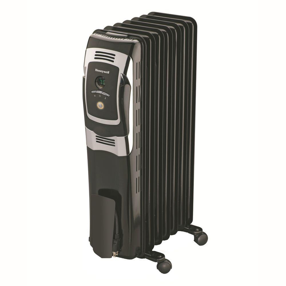 null Oil-Filled Radiant Portable Heater-DISCONTINUED