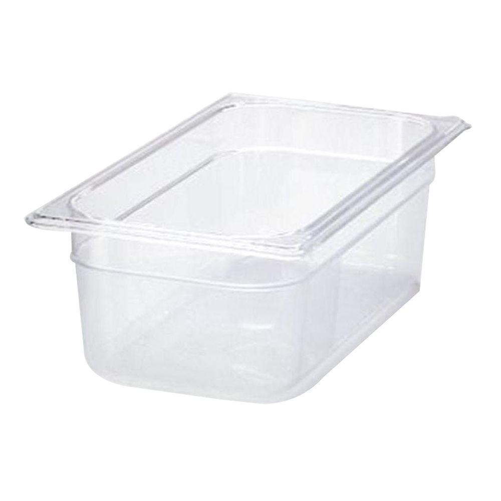 4 qt. 1/3 Size Cold Food Pan