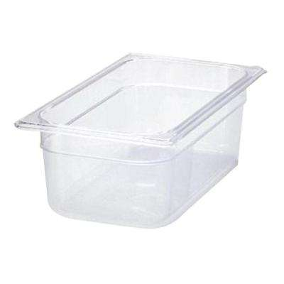 4 qt. 1/3 Size Cold Food Pan