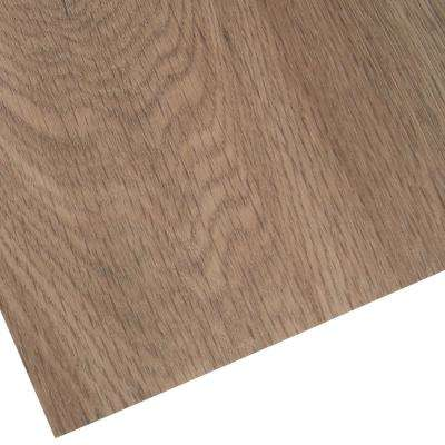 Herritage Forrest Brown  7 in. x 48 in. Rigid Core Luxury Vinyl Plank Flooring (19.04 sq. ft. / case)