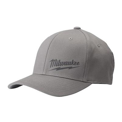 Large/Extra Large Gray Fitted Hat