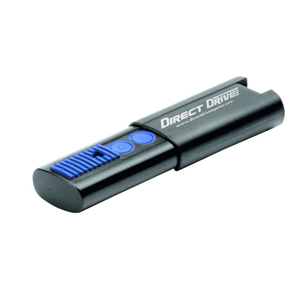 2-Button Transmitter for Garage Door Opener