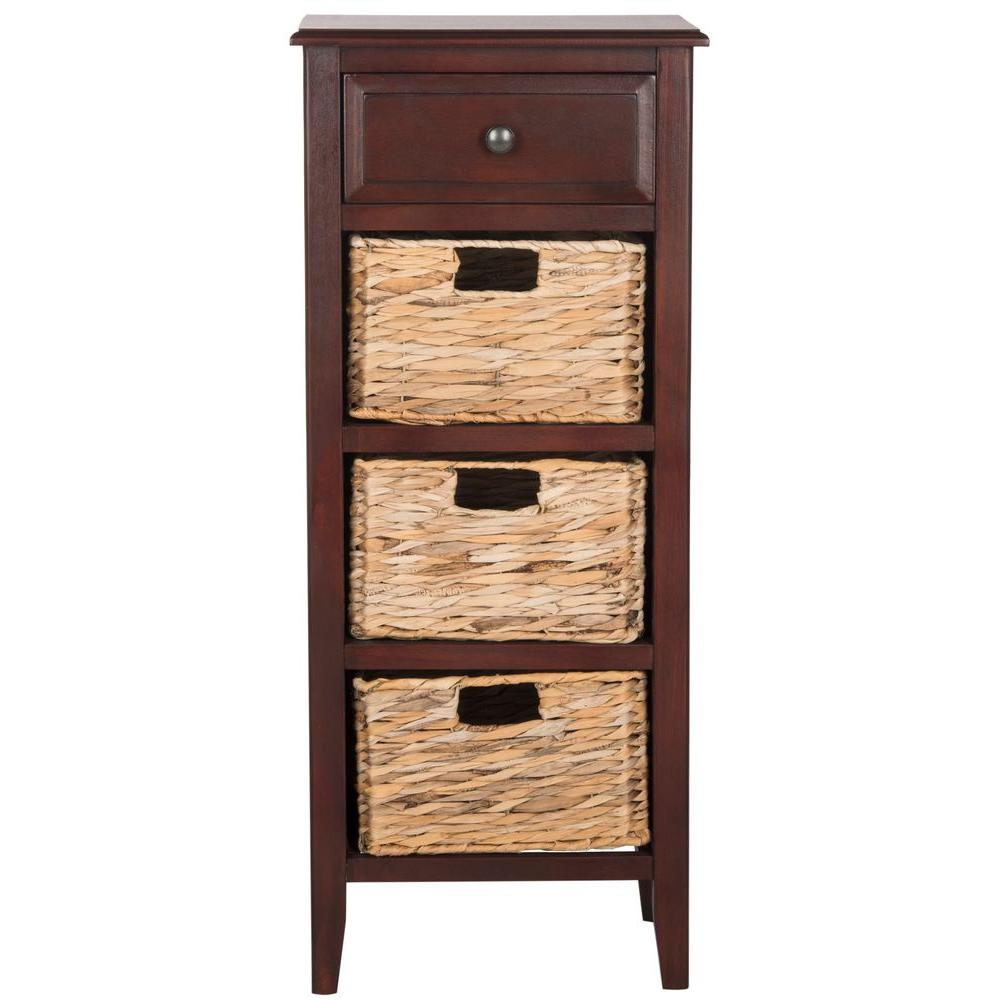Mahogany - Accent Tables - Living Room Furniture - The Home Depot