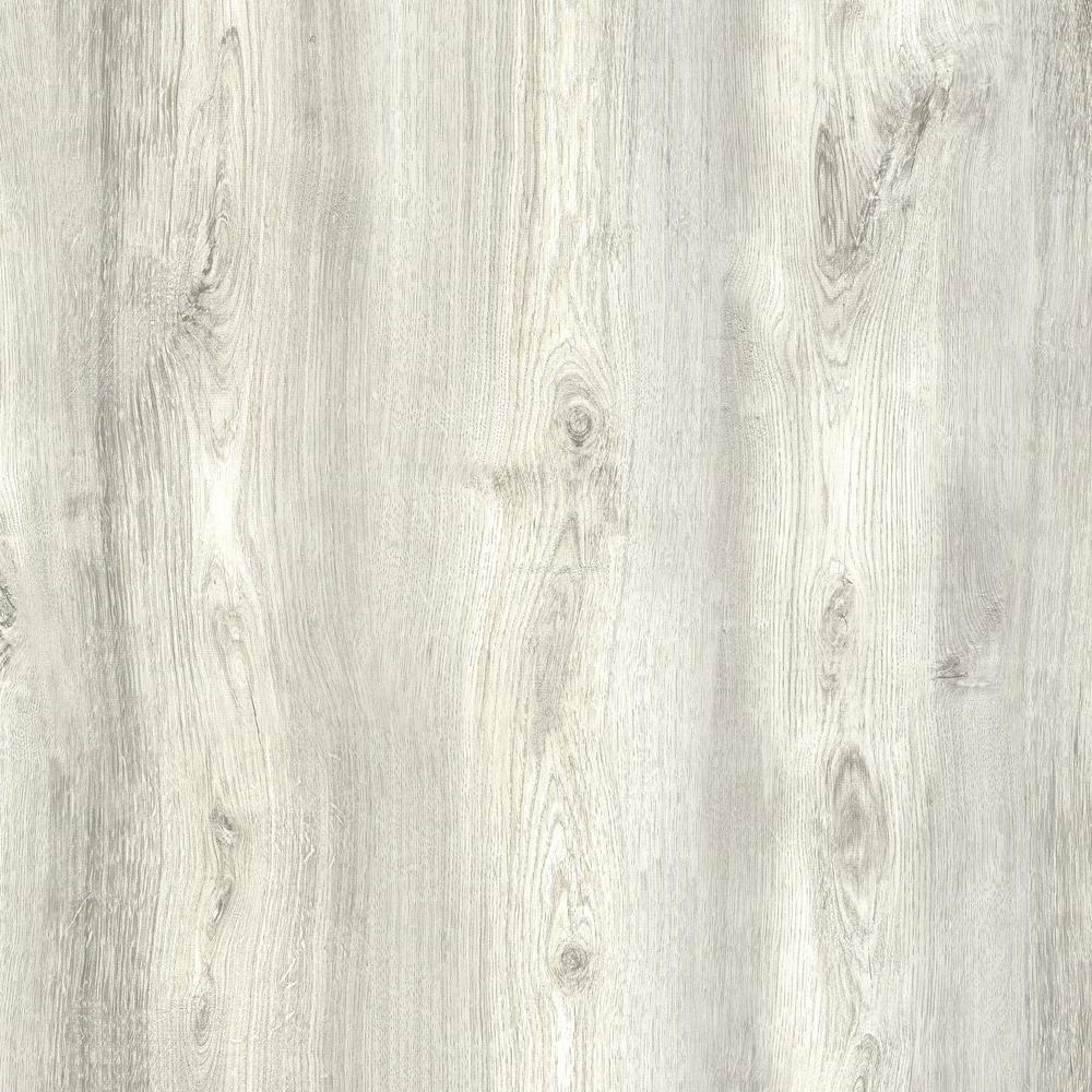 LifeProof Take Home Sample - Chiffon Lace Oak Luxury Vinyl Flooring - 4 in. x 4 in.