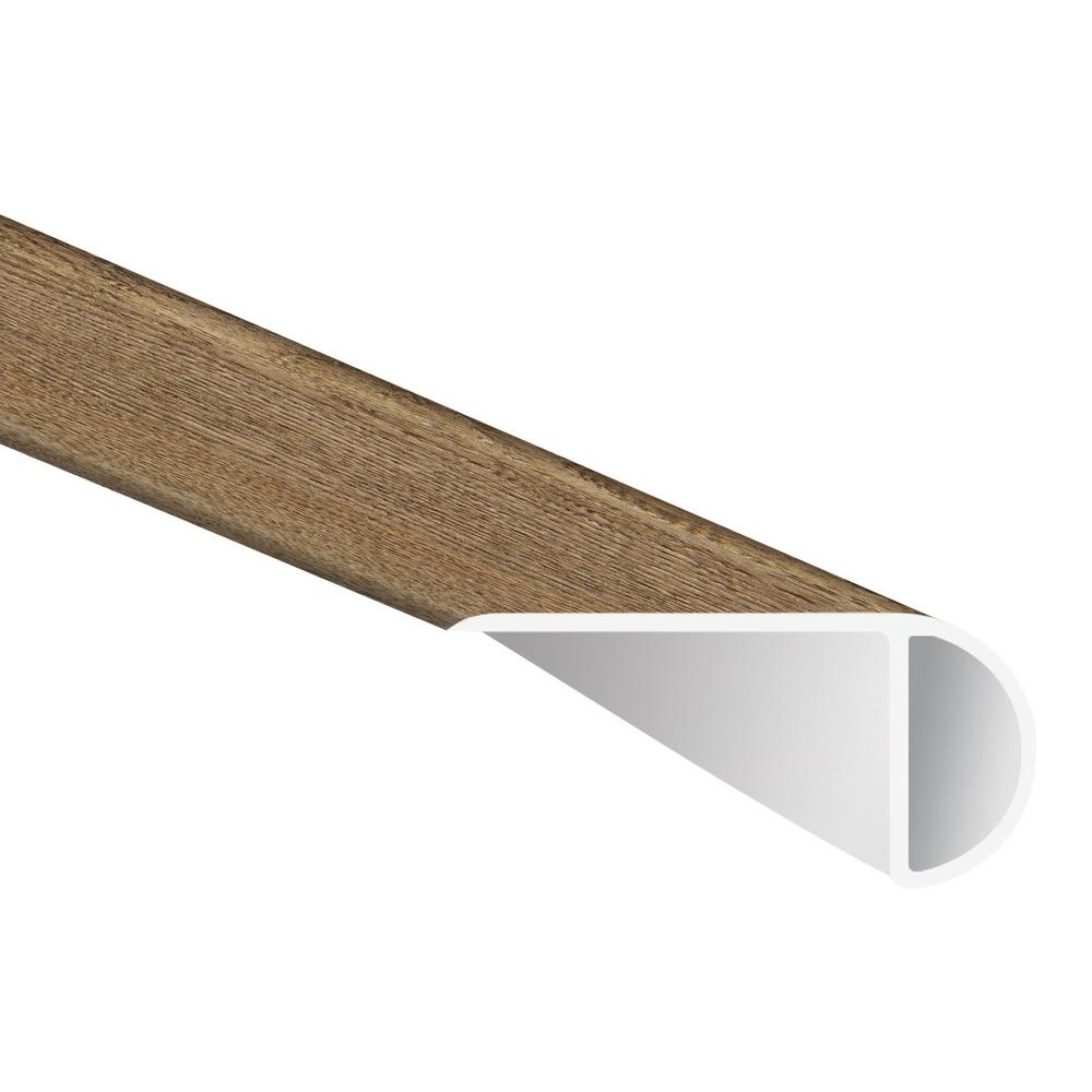 MSI Century Oak 3/4 in. Thick x 1 3/4 in. Wide x 94 in. Length Luxury Vinyl Stair Nose Molding