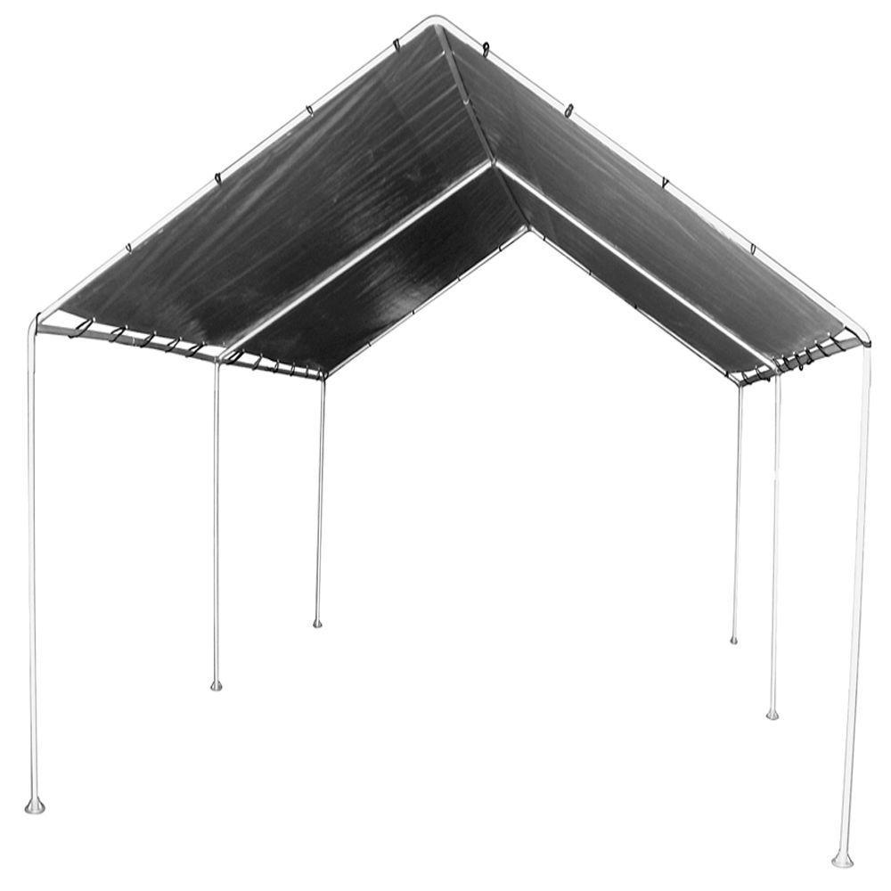 UST 10 ft. x 20 ft. Tarp Canopy