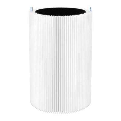 Replacement Particle and Carbon Foldable Filter for Blue Pure 411