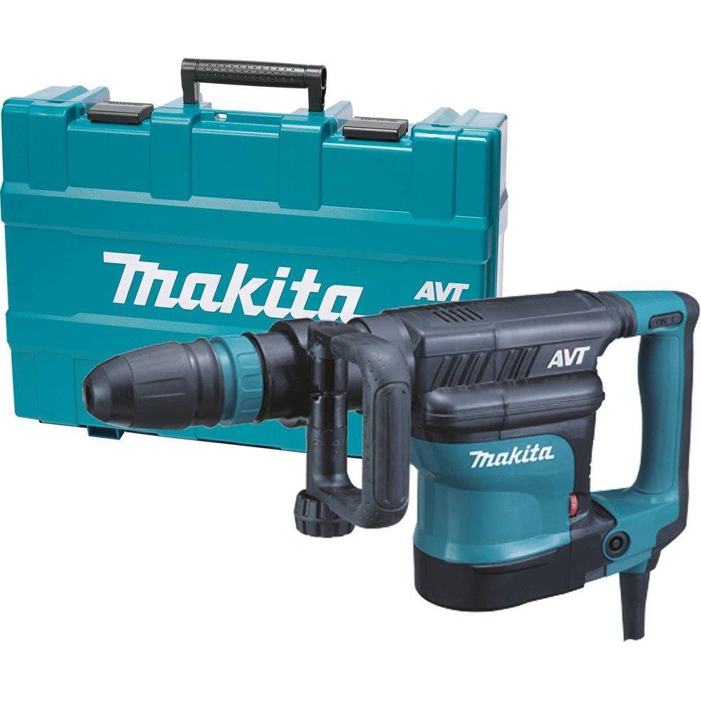 14 Amp 17 lb. AVT SDS-MAX Demolition Hammer