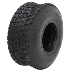 New Tire for Tire Size 15x6.00-6, Tread Quad Traxx, Ply 4, Rim Size 6 in., Maximum PSI 30, Maximum Load Capacity 570