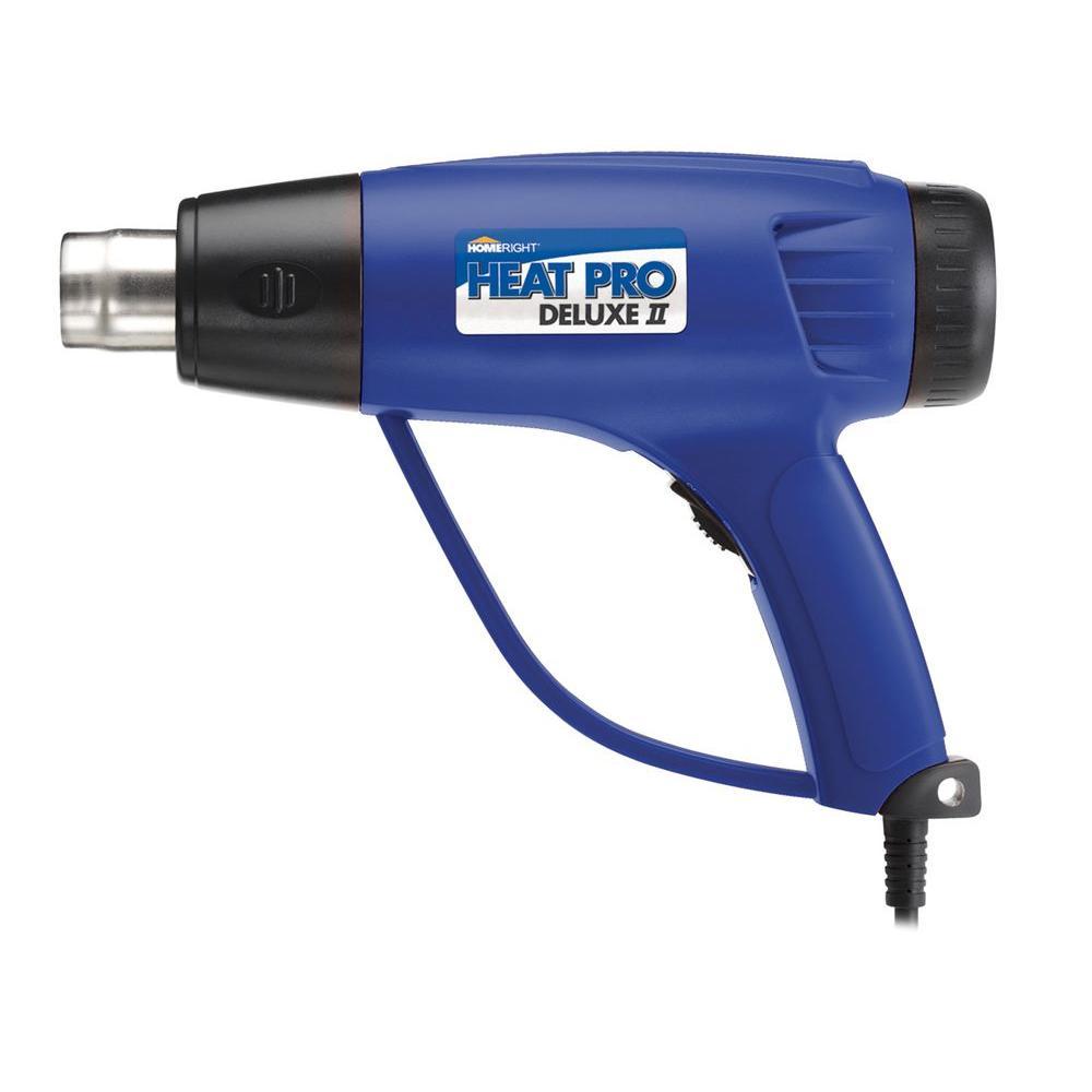 HomeRight Heat Pro Deluxe II 10.5 Amp Variable Temperature Heat Gun