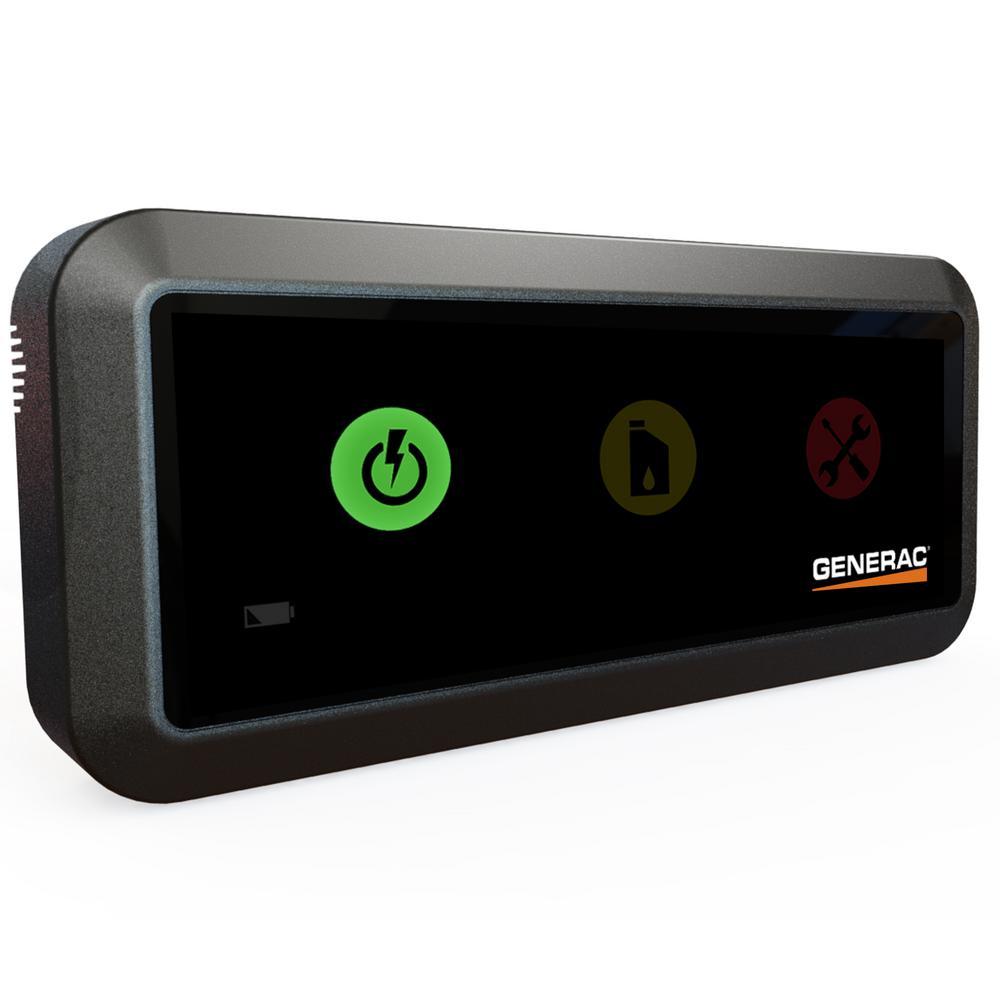 Wireless Local Remote in Home Monitor