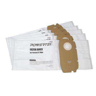 Filter Bag for Festool CT Mini (5-Pack)