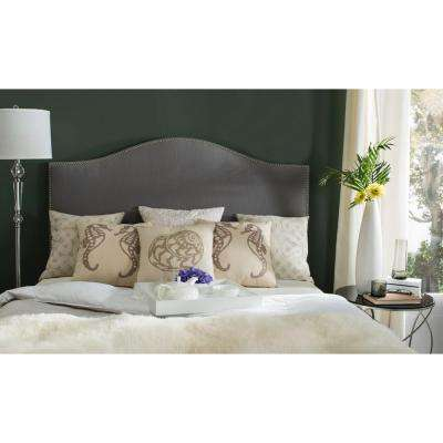 Connie Grey Full Headboard