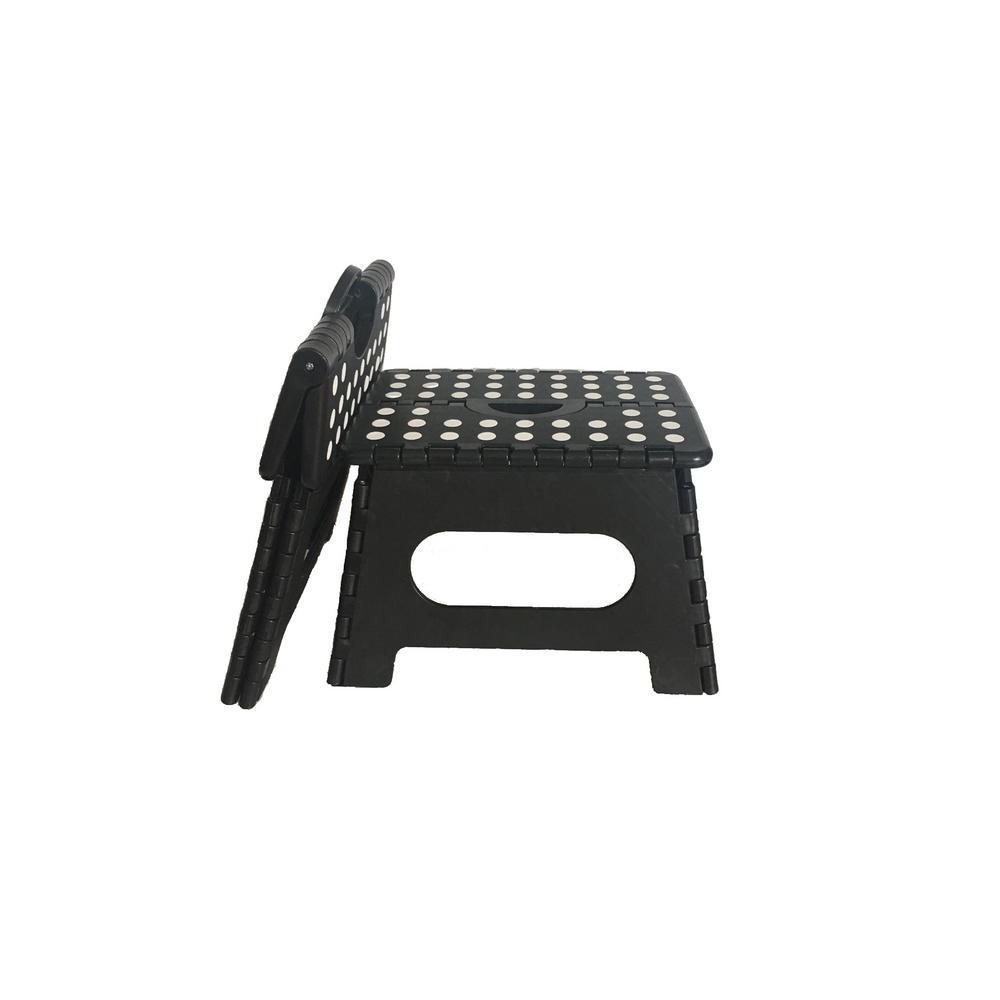 Extra High Capacity Plastic Step Stool