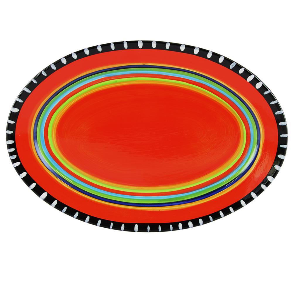 Pueblo Springs Durastone Platter