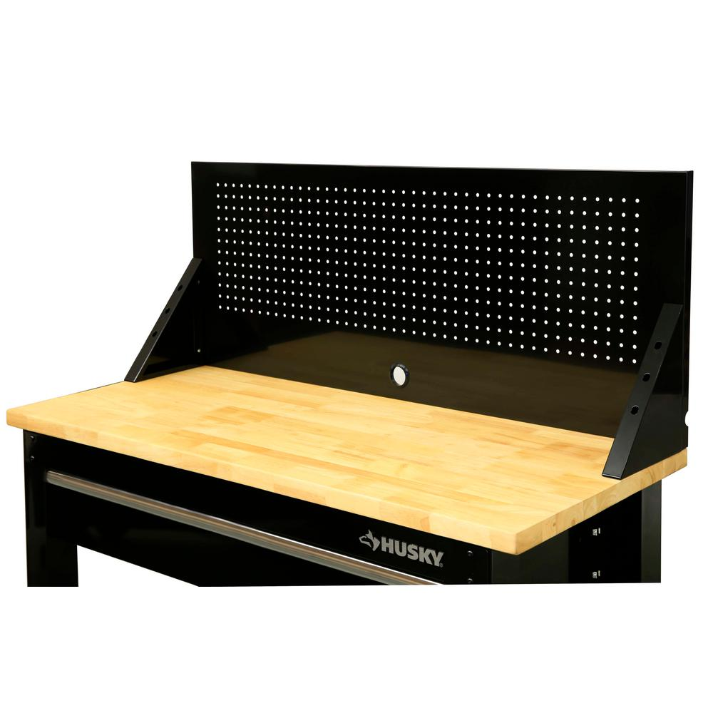 Groovy Husky 4 Ft Solid Wood Top Workbench With Storage Camellatalisay Diy Chair Ideas Camellatalisaycom