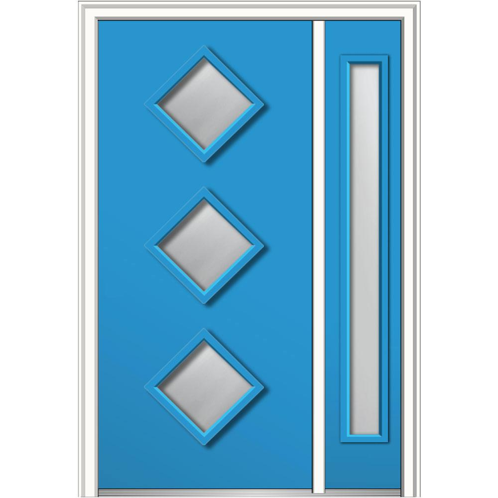 Mmi Door 50 In X 80 In Clear Low E Glass Right Hand 3