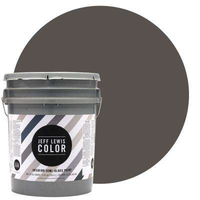 5-gal. #JLC112 Beaver Semi-Gloss Ultra-Low VOC Interior Paint