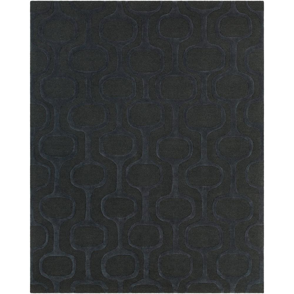 Artistic Weavers Oscroft Black 8 Ft X 10 Ft Area Rug