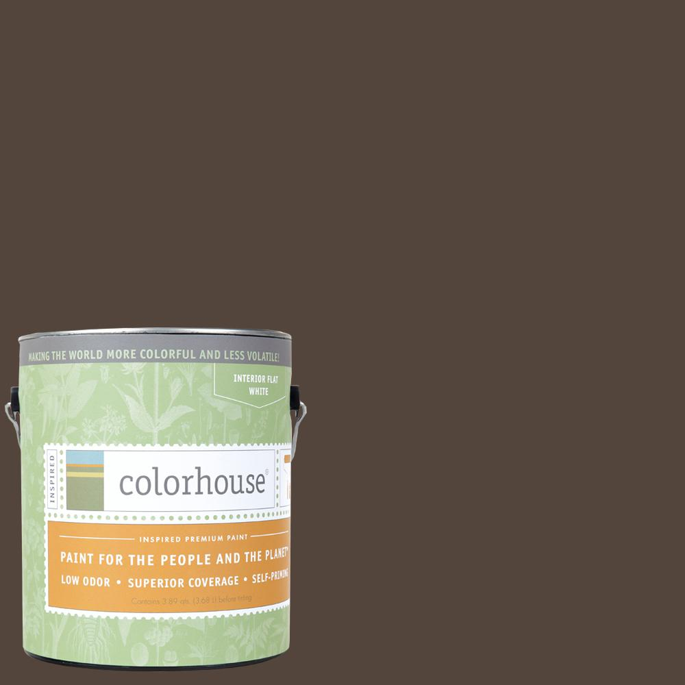 Colorhouse 1 gal. Nourish .05 Flat Interior Paint