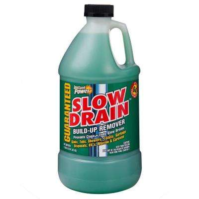 67.6 oz. Slow Drain Build-Up Remover