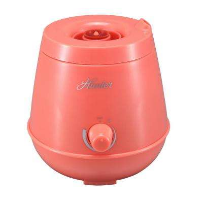 Personal Ultrasonic Humidifier in Coral Pink